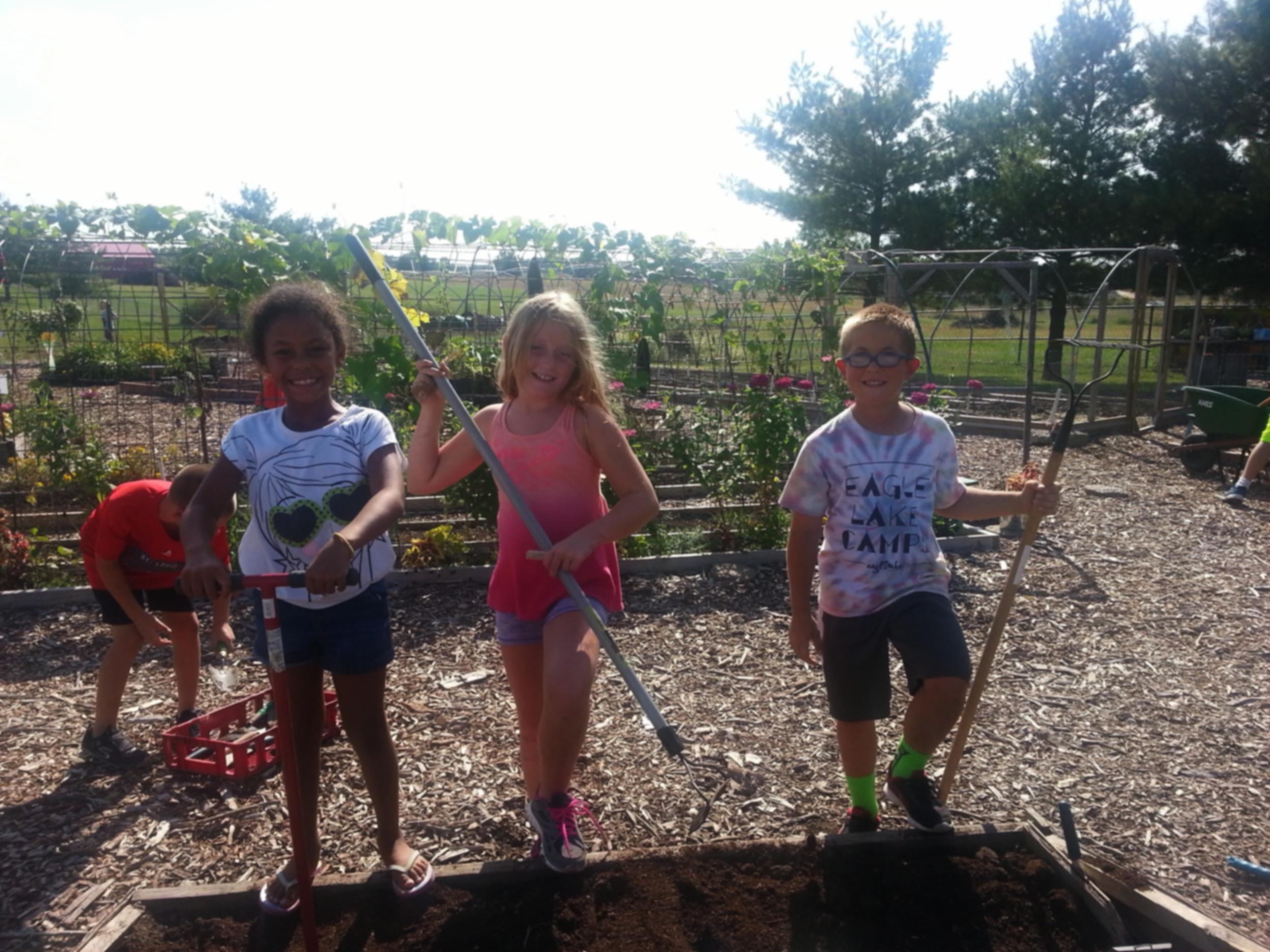 Fall 2016 Garden Club