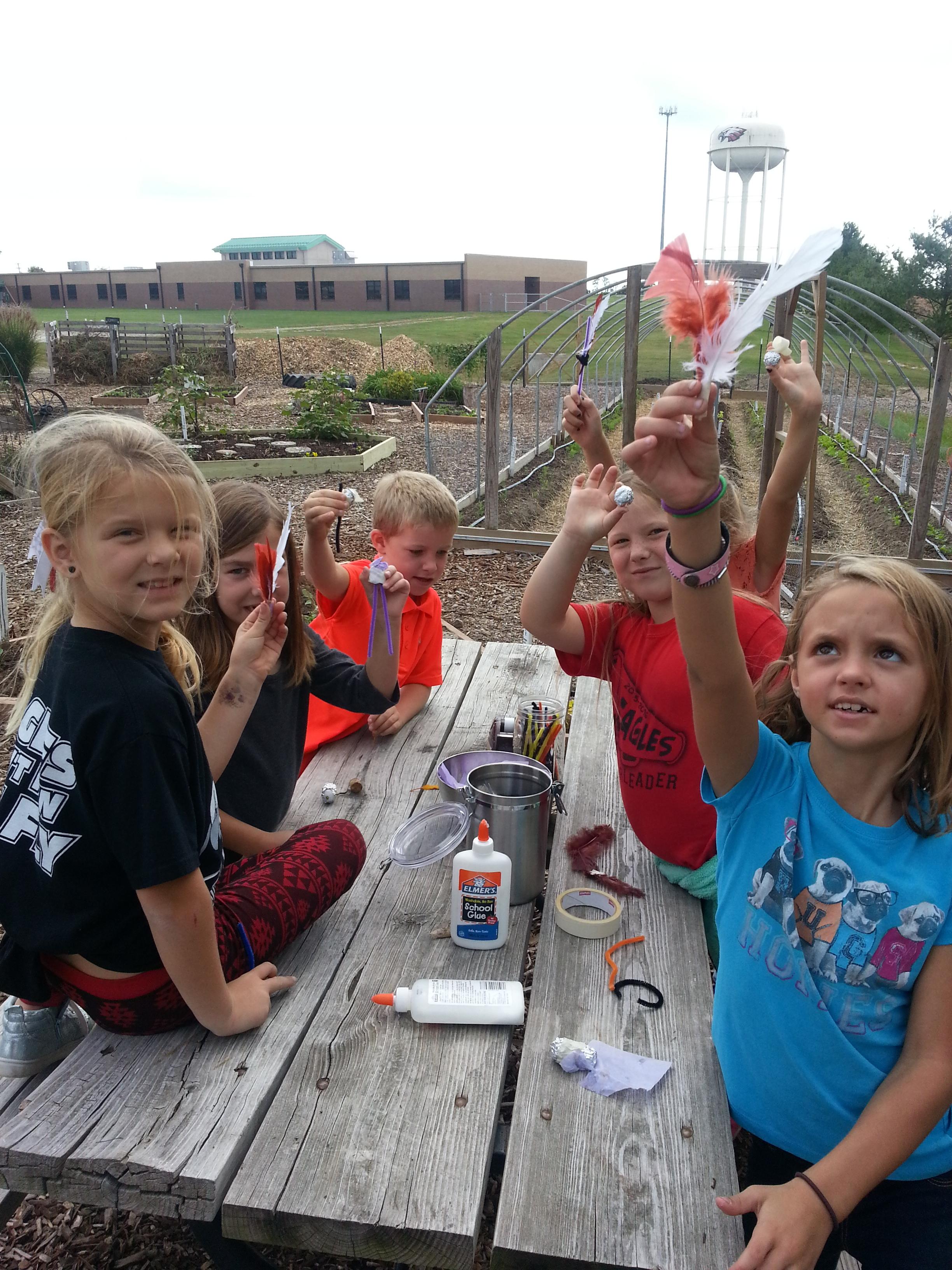 2nd Grade Seed Adaptation Activity