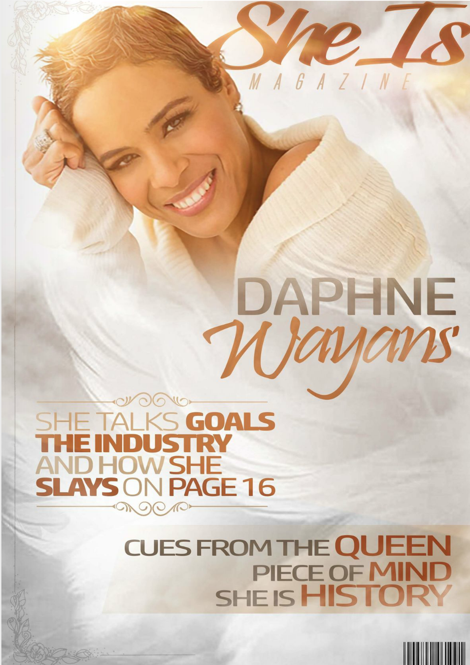 Daphne Wayans, She Is Magazine