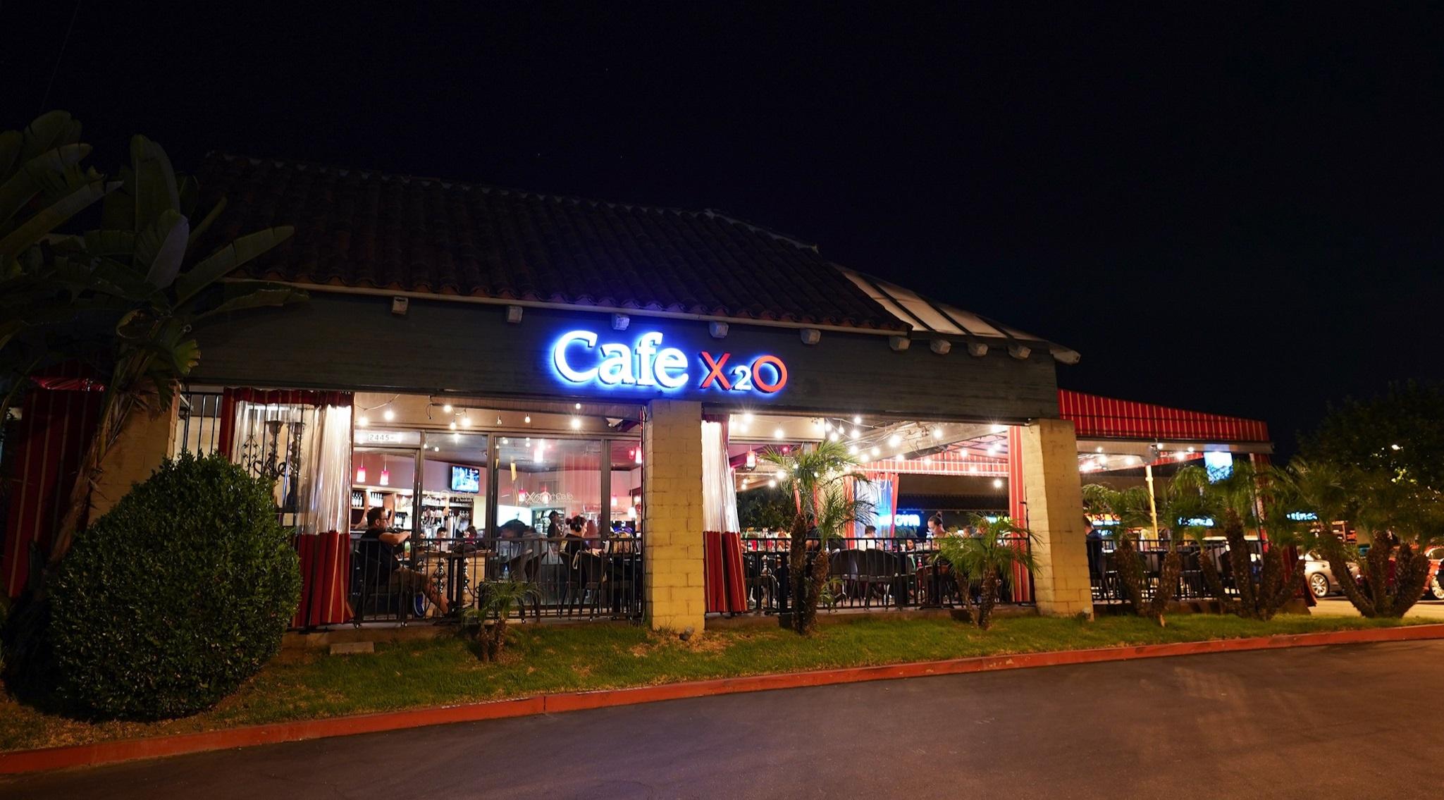 La Verne - CAFE X2O2445 Foothill Blvd.La Verne, Calfornia(909) 593-7873