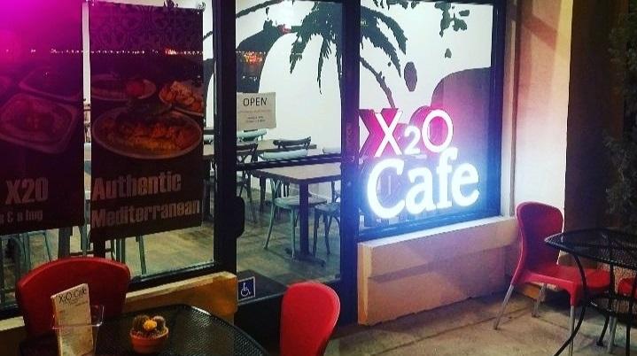 South Pasadena - CAFE X2O818 Fair Oaks Ave.South Pasadena, California(626) 460-6400