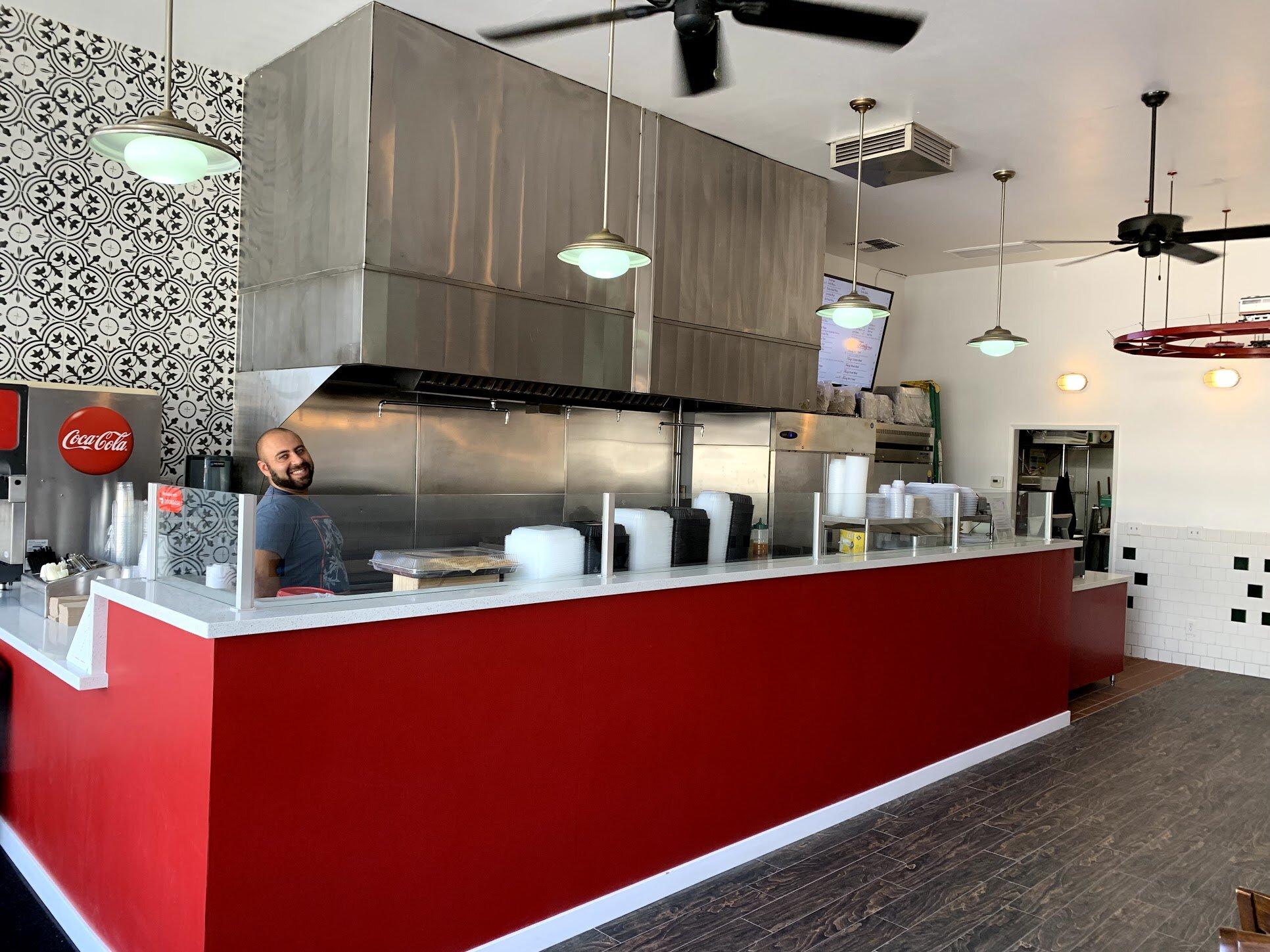 La Canada Flintridge(Soft Opening) - CAFE X2O456 Foothill Blvd.La Canada Flintridge, California(818) 928-1395