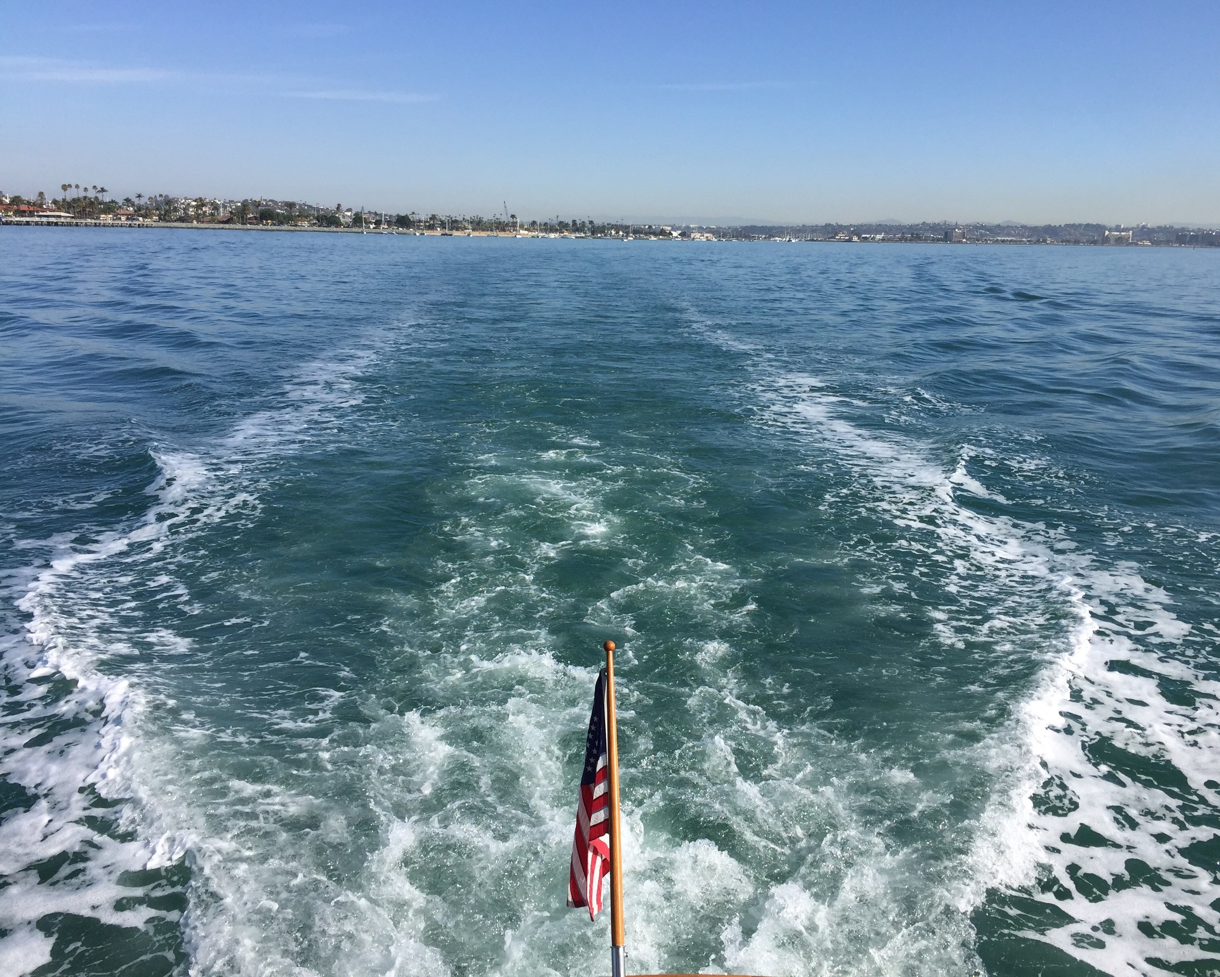 We documented a weekend-long insiders' snapshot of San Diego across Hilton HHonors' social media channels, offering visitors tips and suggestions to maximize their stay. First up: whale watching.