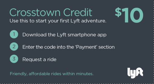 Lyft Business Cards >> From Banners To Cards Vistaprint Puts The Lyft Brand In