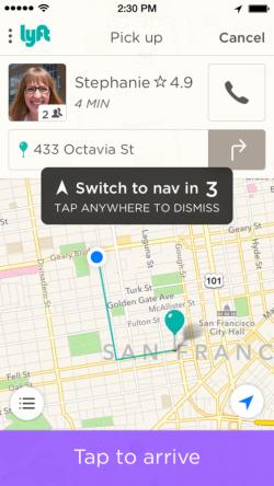 autonavigation
