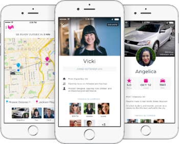 Connect your profile with Facebook to find out if you and your passenger have any mutual friends.