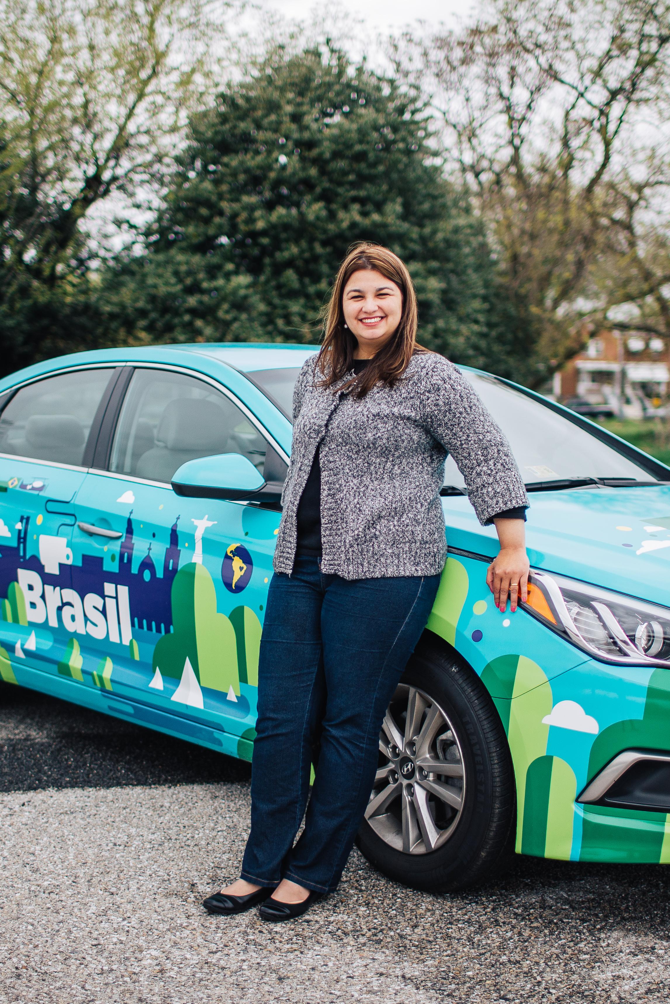 Cecilia Rabelo,Brasil
