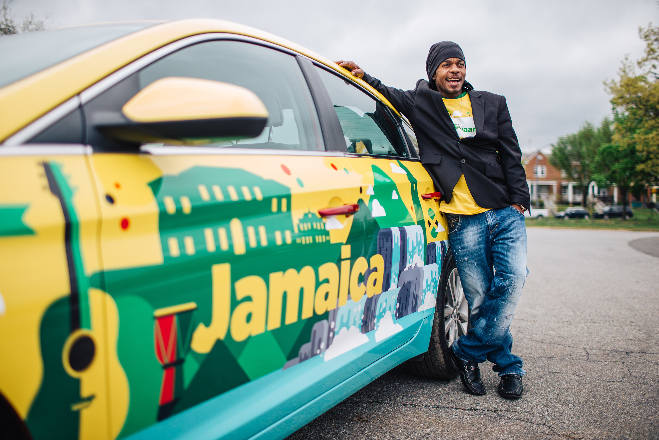 Rohan Dixon,Jamaica