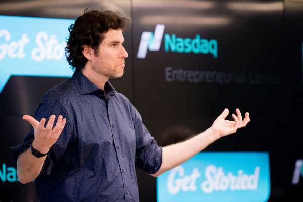 Michael Margolis_Get Storied_StoryU Live_Nasdaq Entrepreneurial Center.jpg