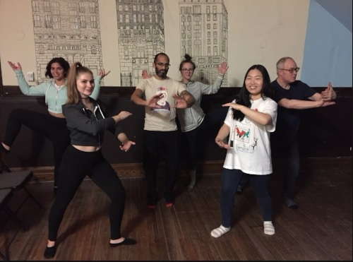 Meditation & Tai Chi Class at Berger Park Cultural Center on February 4th, 2017