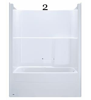 2 Bathcove ™ 5969KD two piece bathshower, right- hand drain (Standard White 0).jpg
