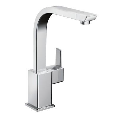 Moen 90 Degree Chrome One-Handle High Arc Kitchen Faucet (S7170).jpg