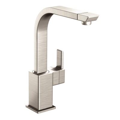 Moen 90 Degree Spot Resist Stainless One-Handle High Arc Kitchen Faucet (S7170SRS).jpg