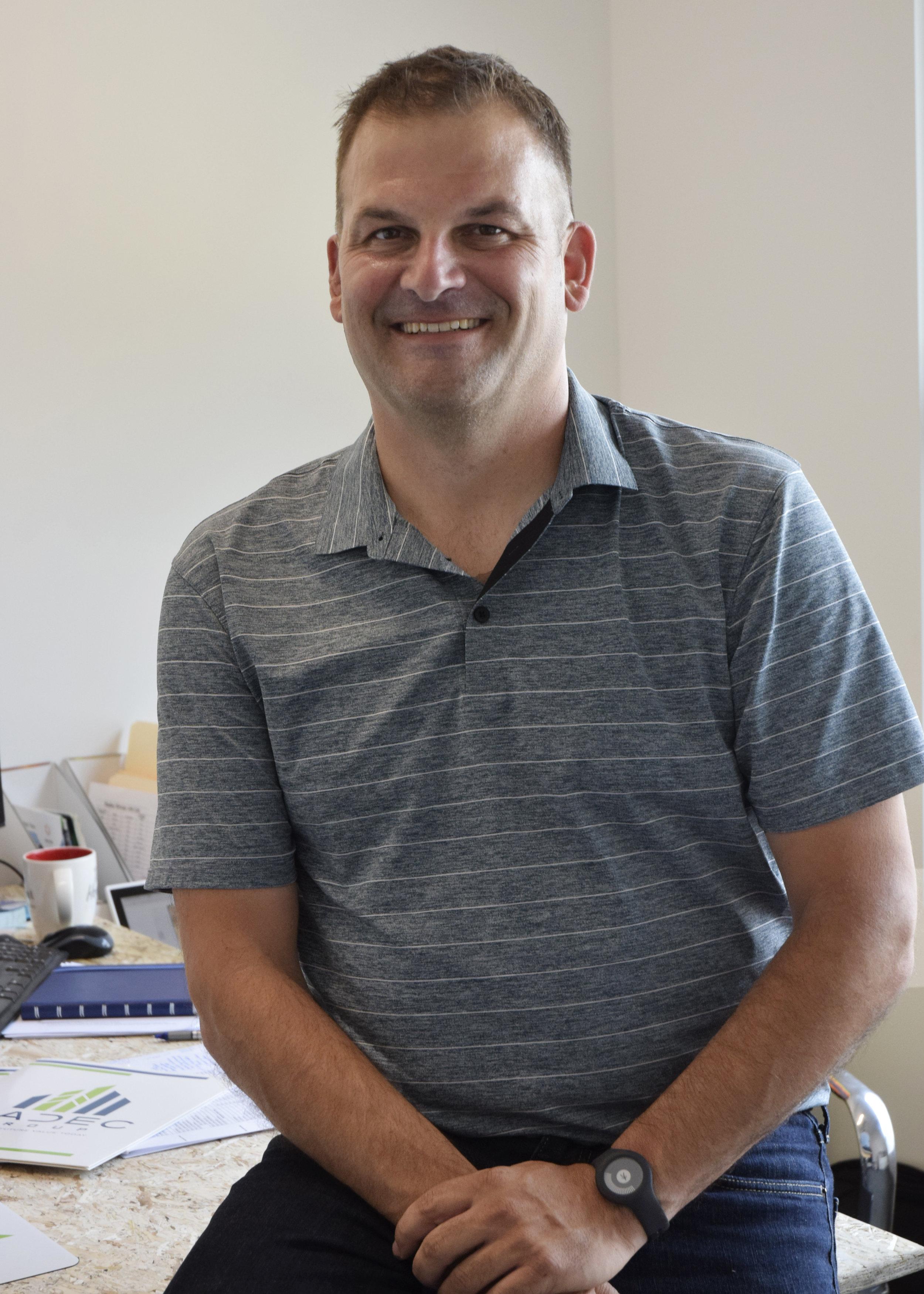 Joe Walters CEO -
