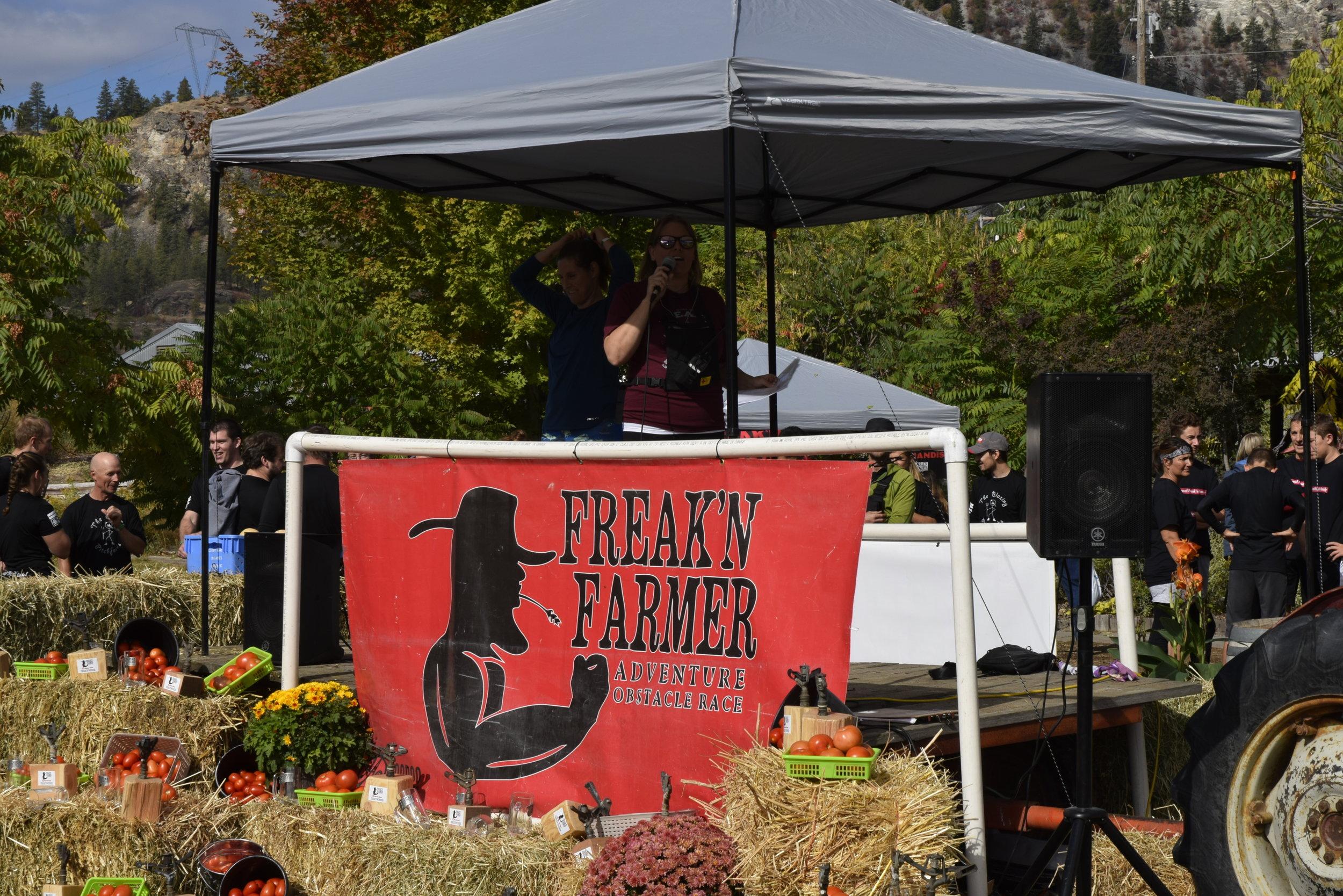 2018 Freak'n Farmer Event