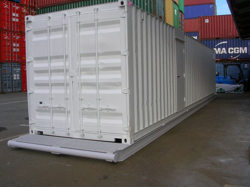 Cratex Custom Container Modification