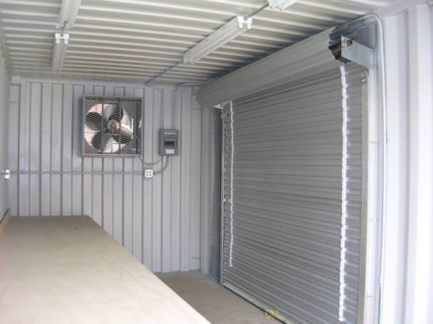 Cratex Container with Work Bench and Roller Door.jpg