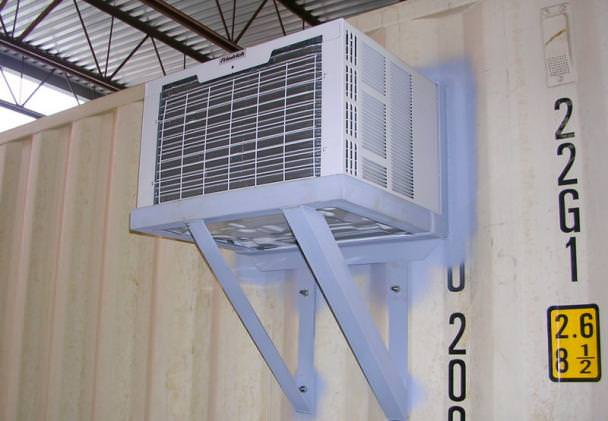 Custom Air Conditioner Container Mount.jpg