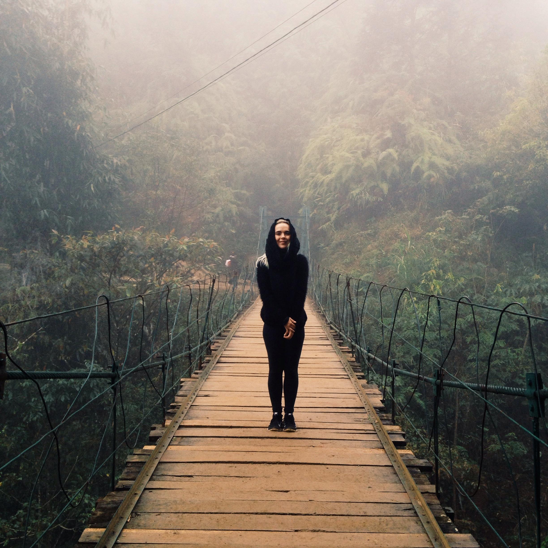 Andrea Maria. Vietnam, Noviembre 2014.