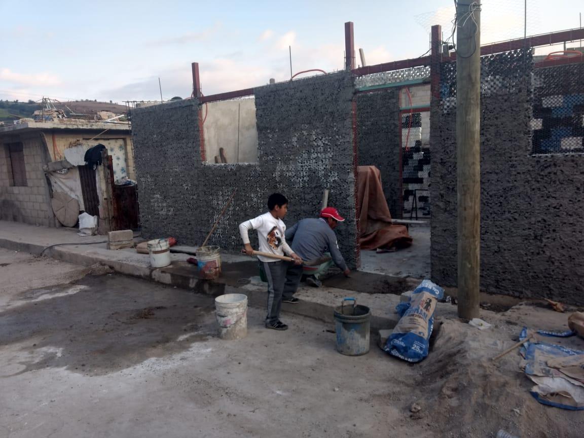 Proceso de reconstrucción