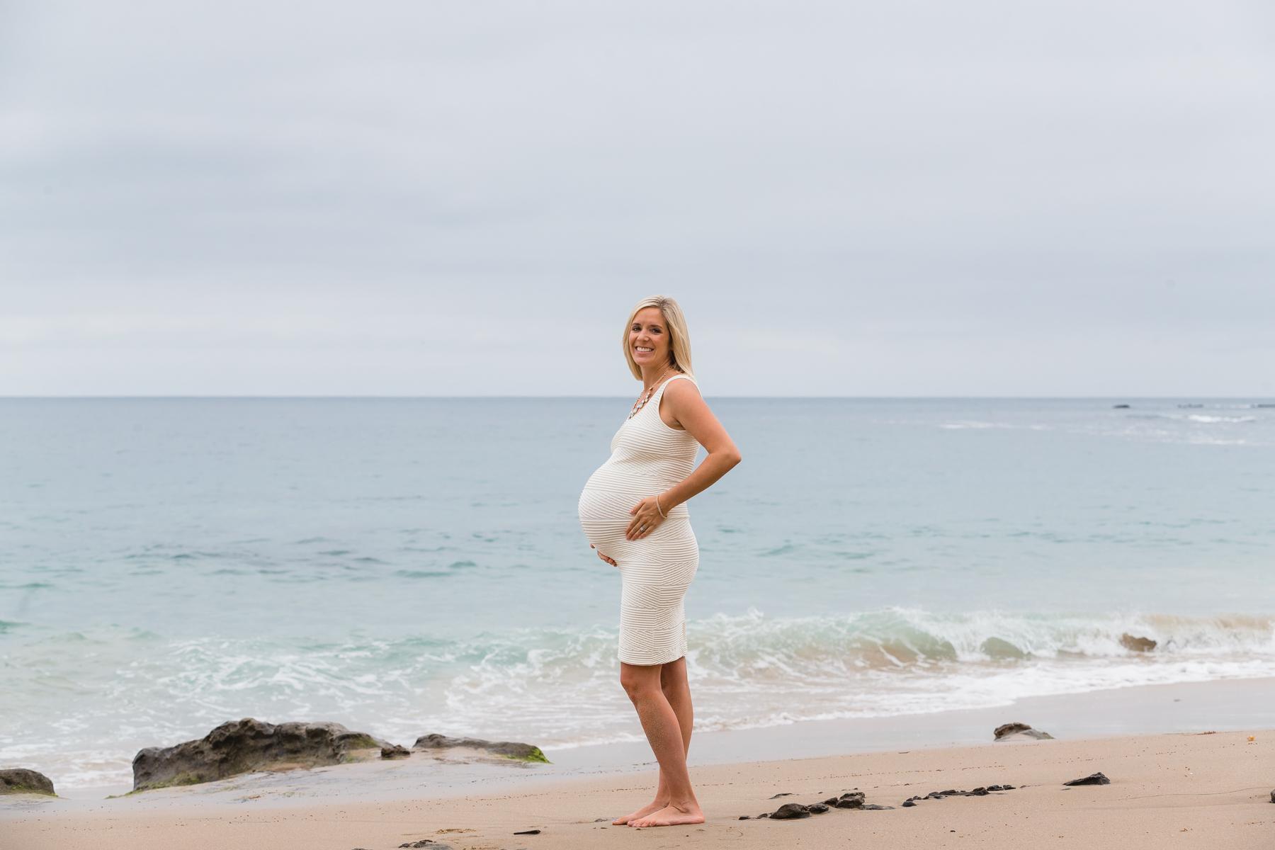 The beautiful mama at 36 weeks...