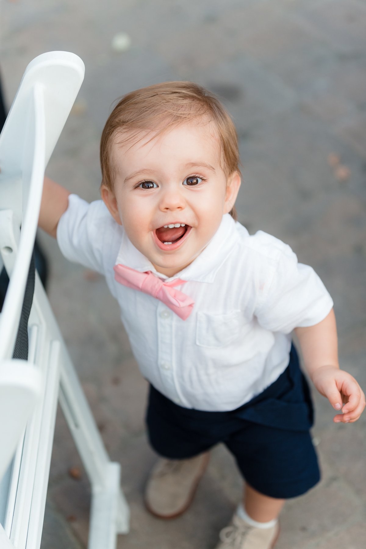Kids are so fun to photograph at weddings!