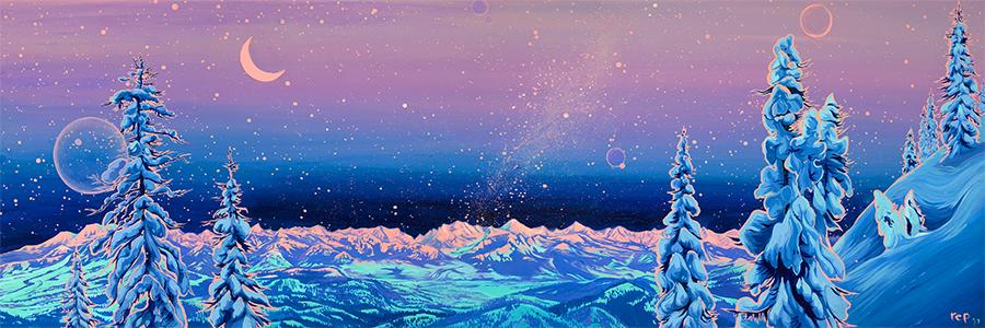 """""""Crazy Mountains"""""""