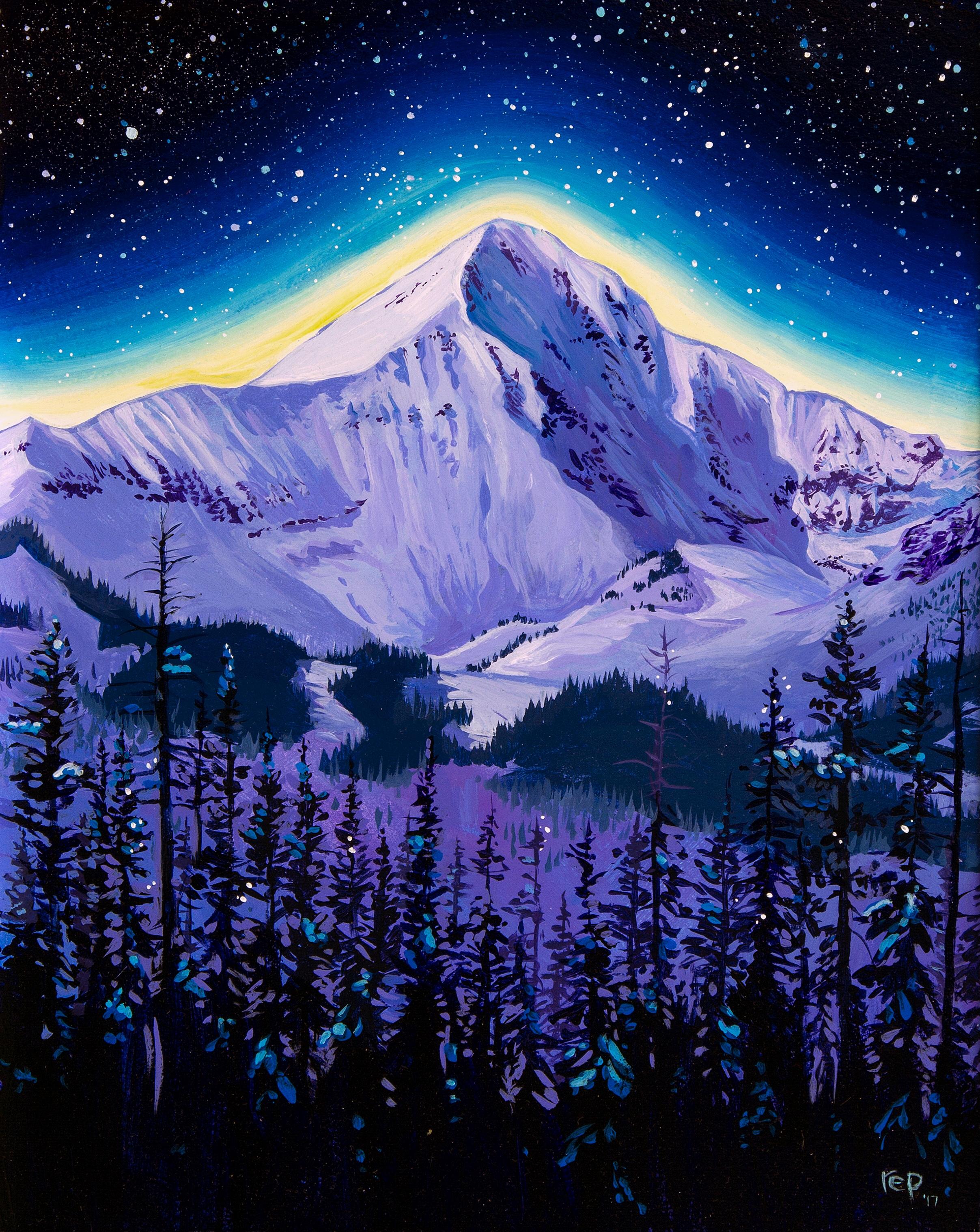 """""""Lone Peak"""""""