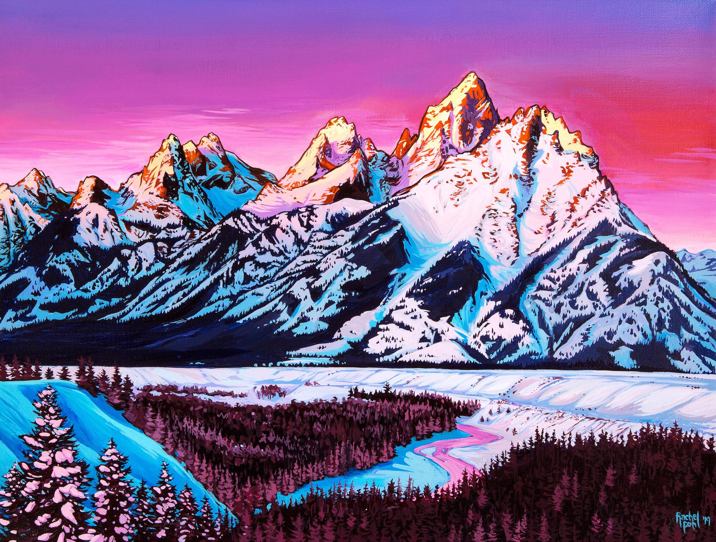 """""""Snake River Sunrise"""""""