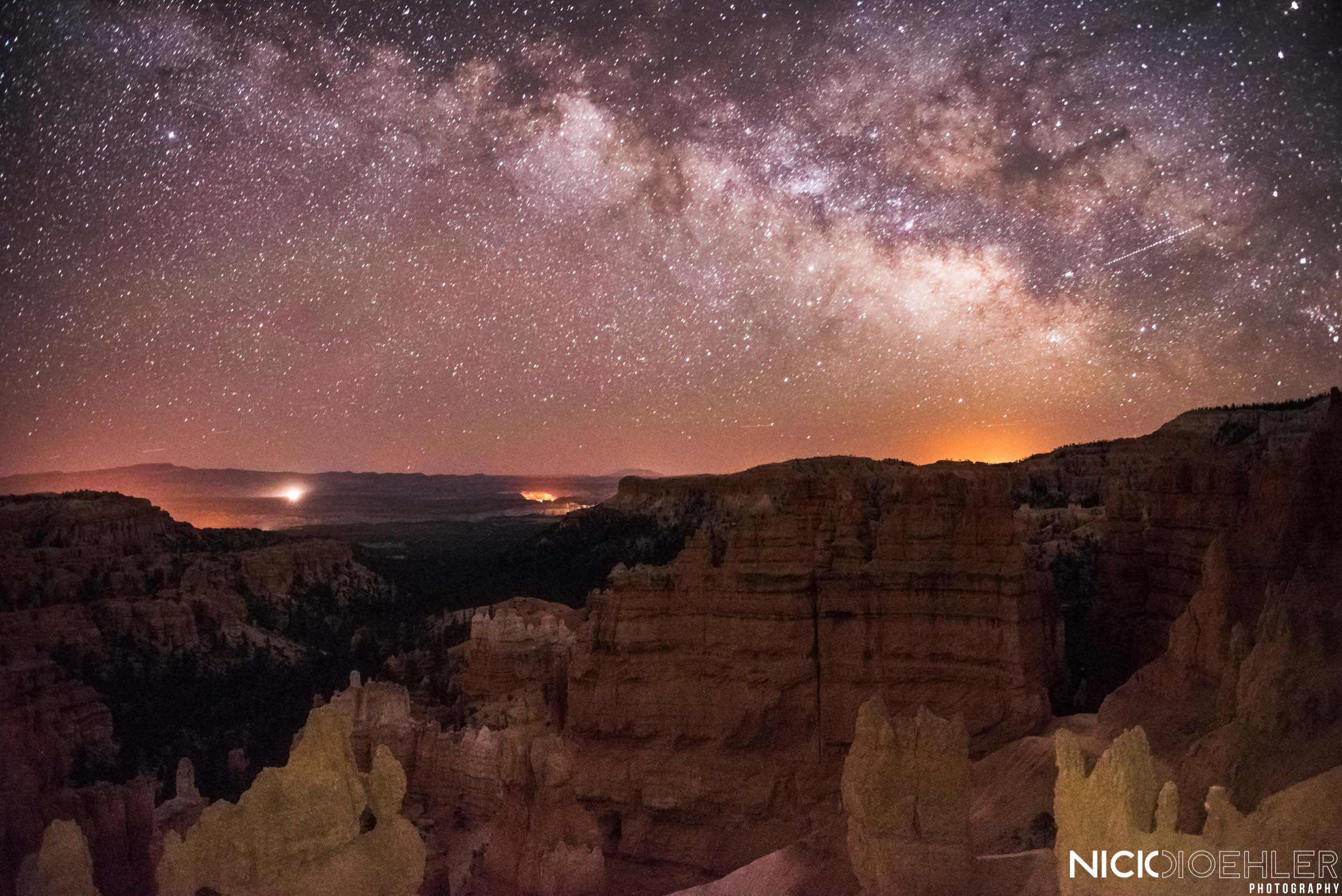 Bryce Canyon National Park: Utah has the most amazing stars.