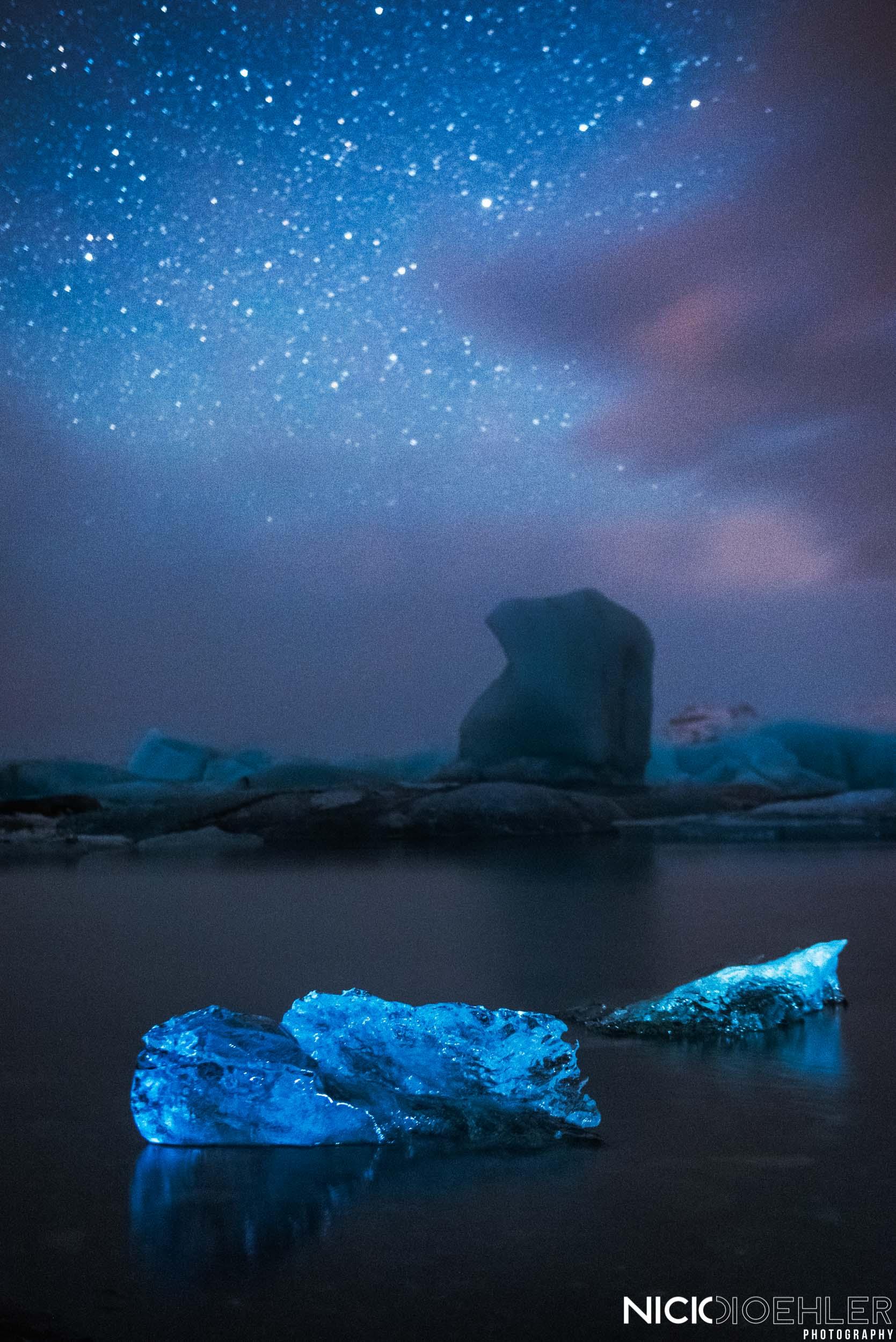 Ice and Stars
