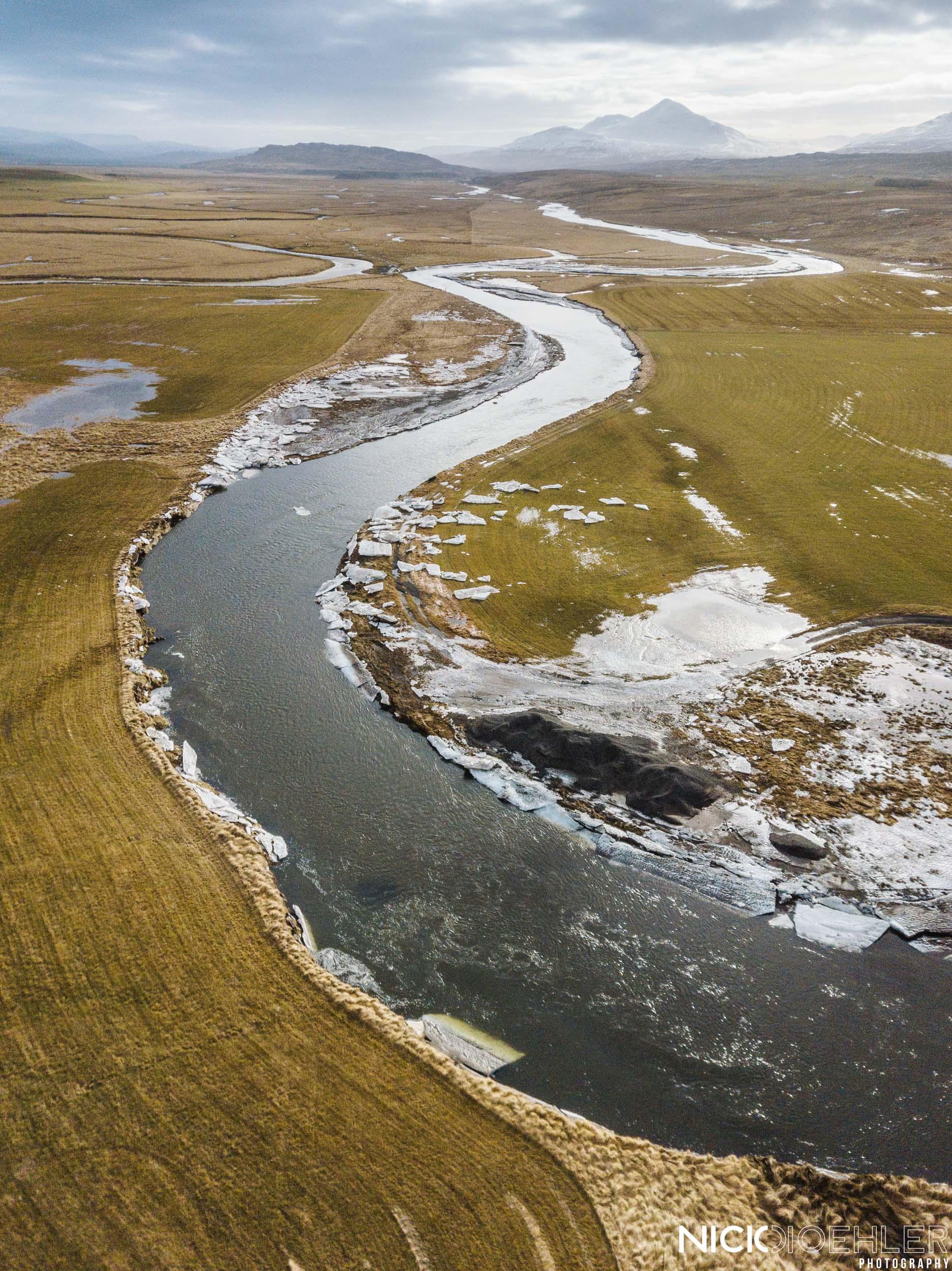 S-curve River