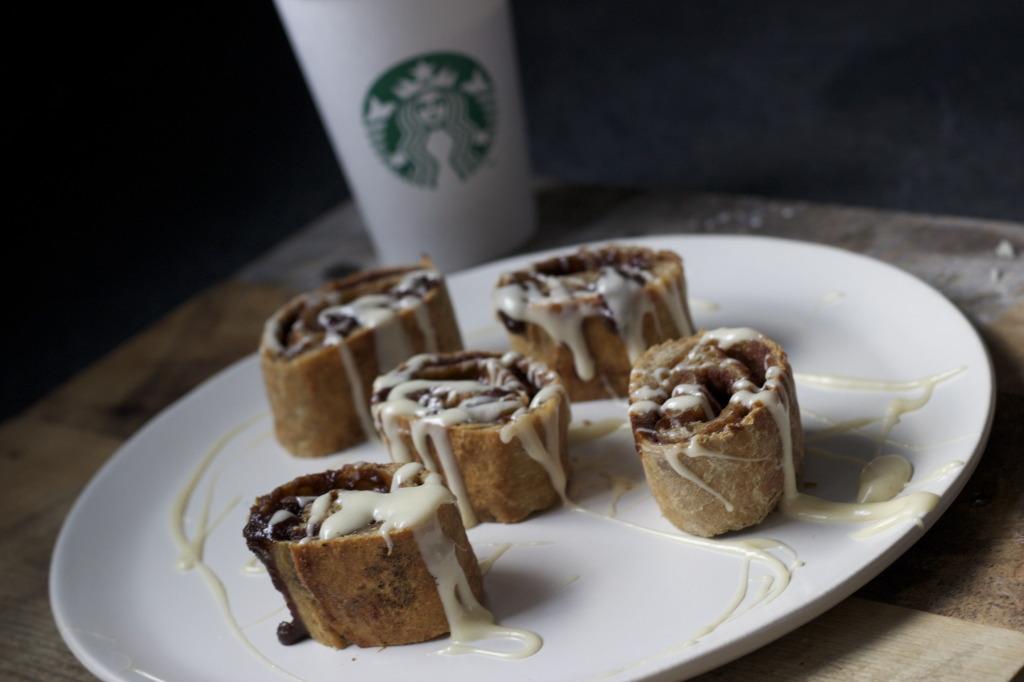 Starbucks Coffee Cinnabun