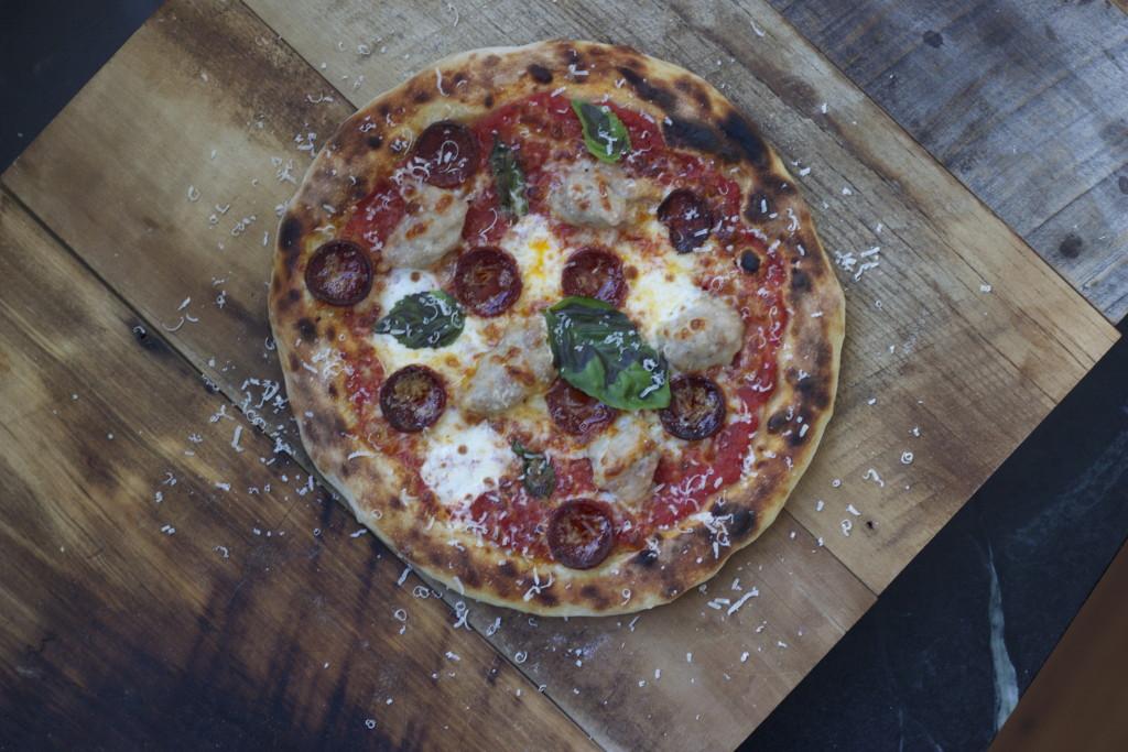 Rob Gronkowski Sausage Pizza