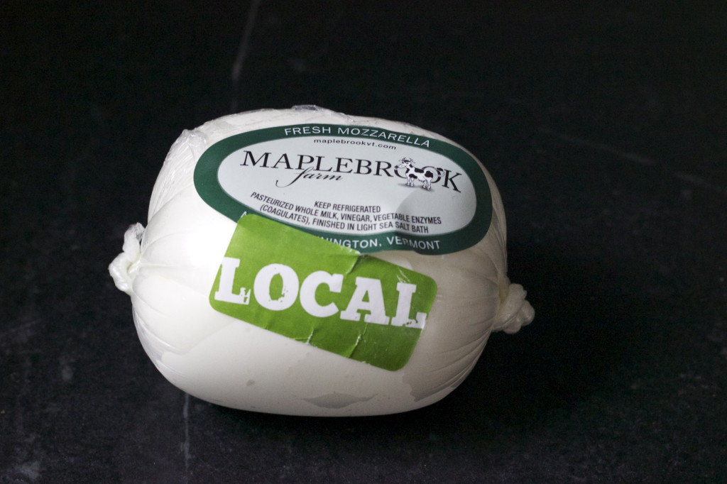 fresh mozzarella