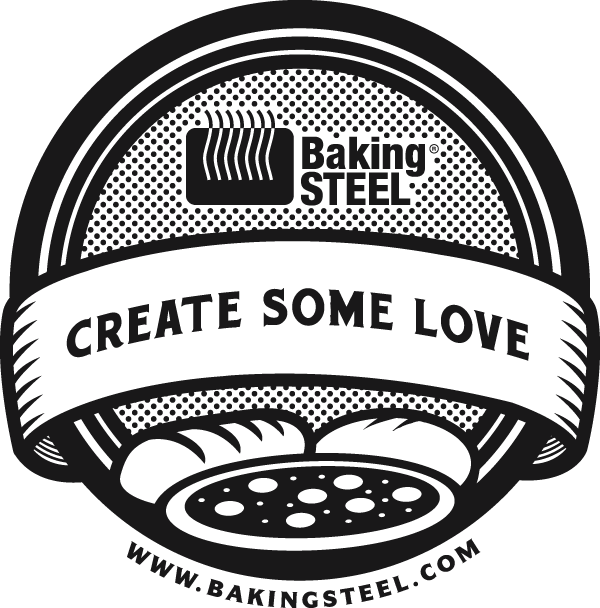 Create Some Love with Baking Steel®