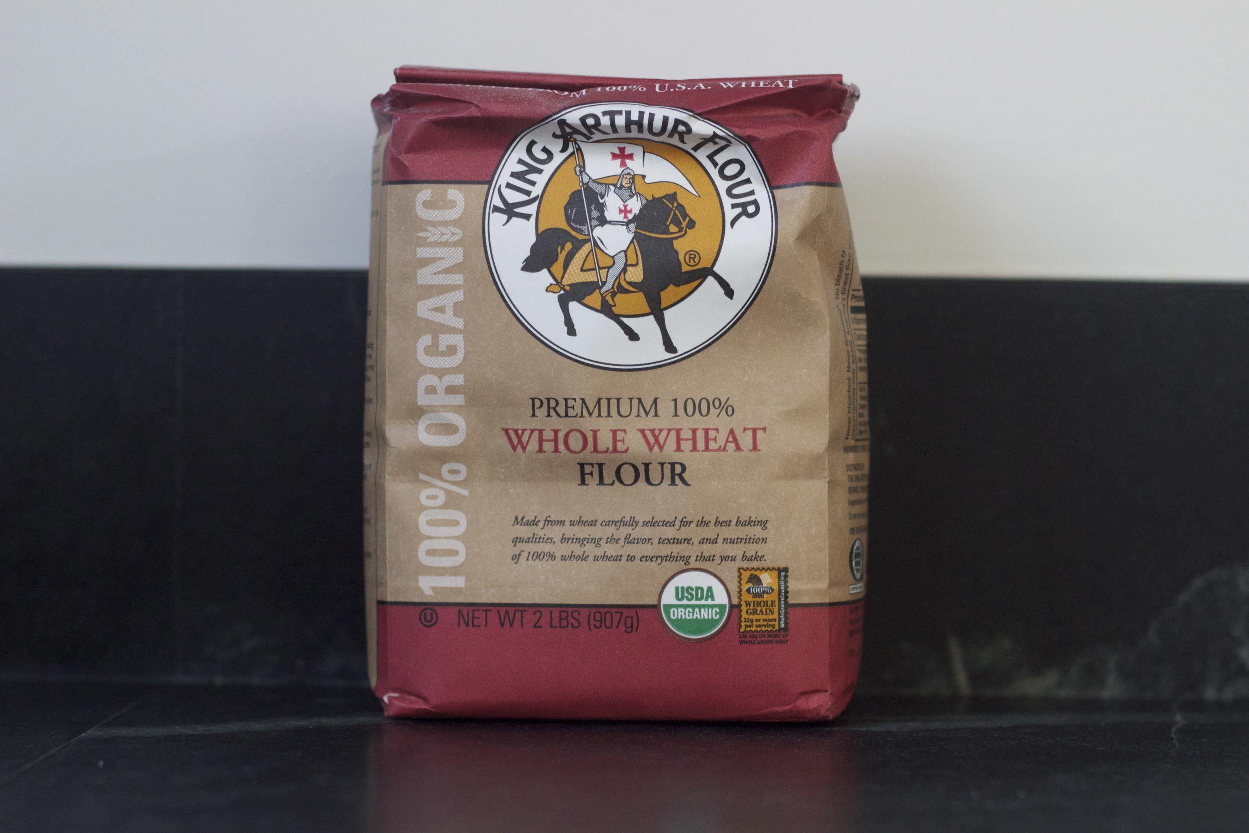 King Arthur Flour Whole Wheat