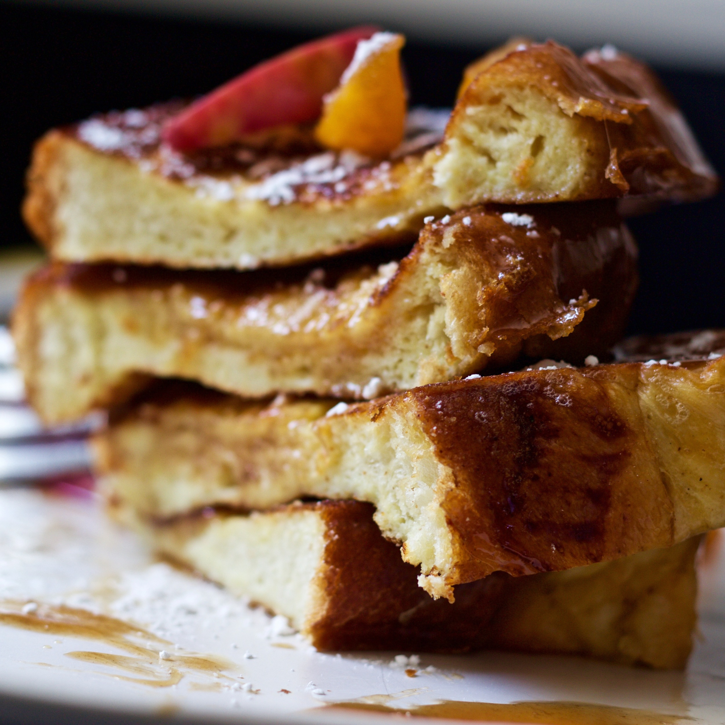 French Toast stacked
