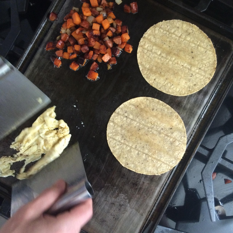 making of a tacco
