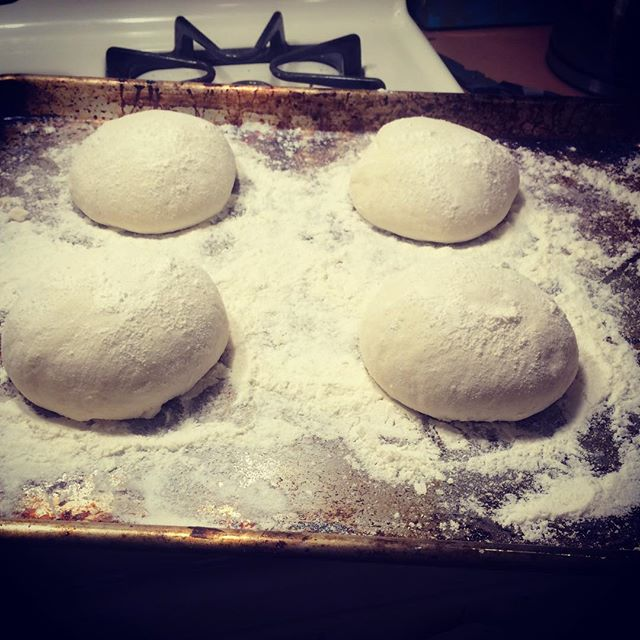 @jselatin  3-day fermented dough. That's what's up!