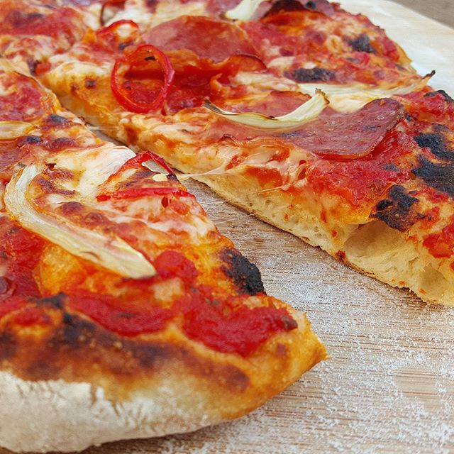 @devournutrition  using Jim Lahey's Dough!