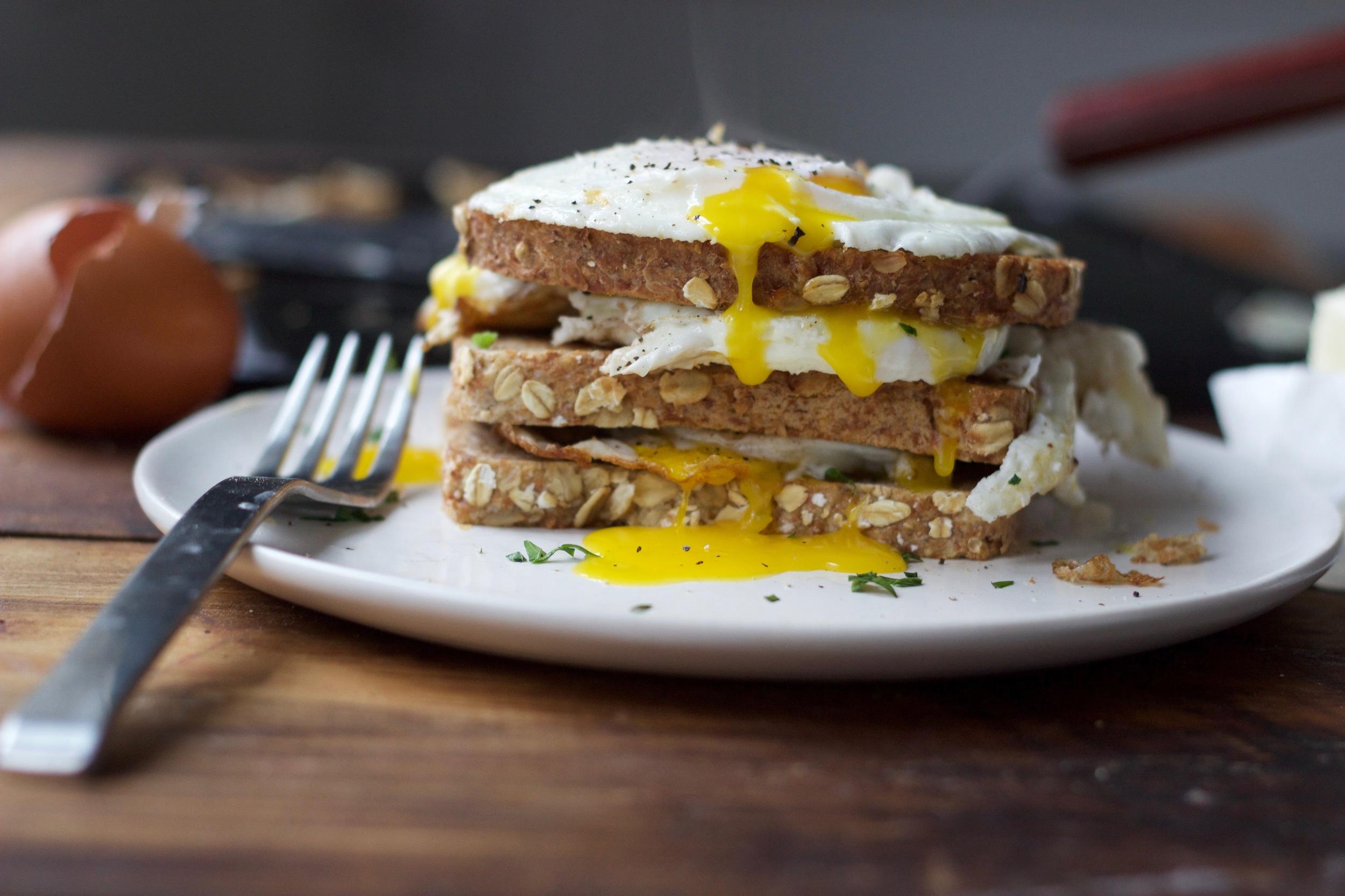 Egg Club Sandwich
