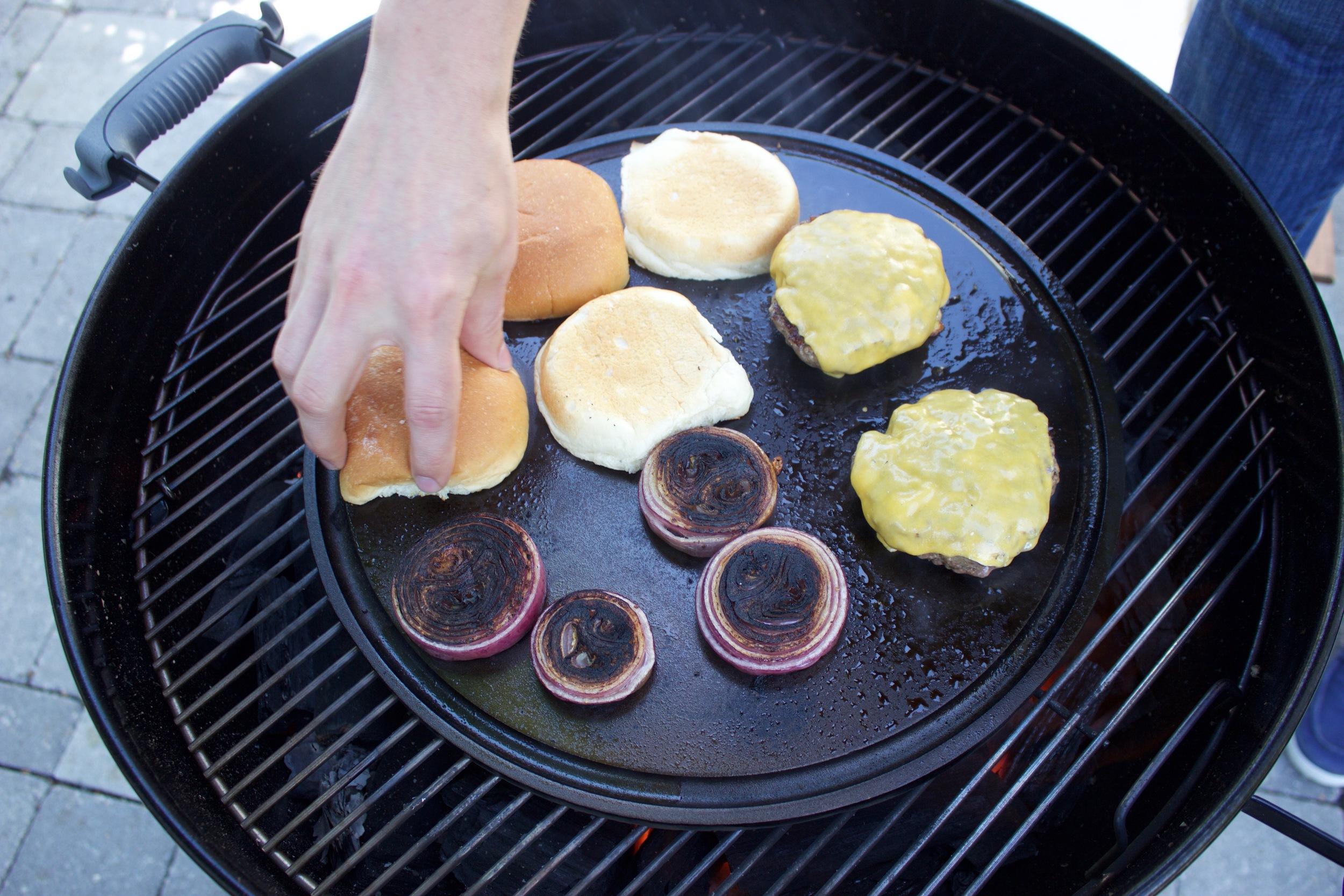 Baking Steel Round Griddle