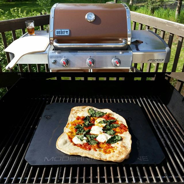 @mightguy01 pizza on the grill is the way to go!