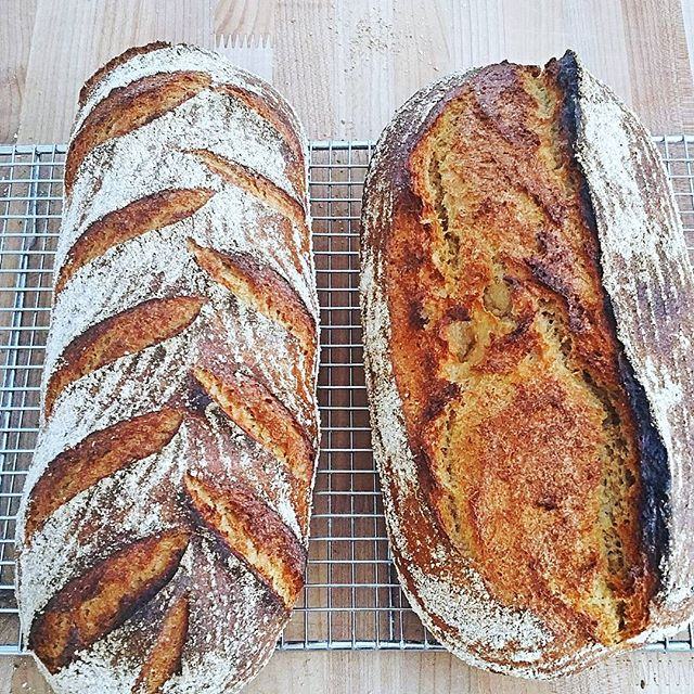 @grainrevival Everything about your bread is perfect!
