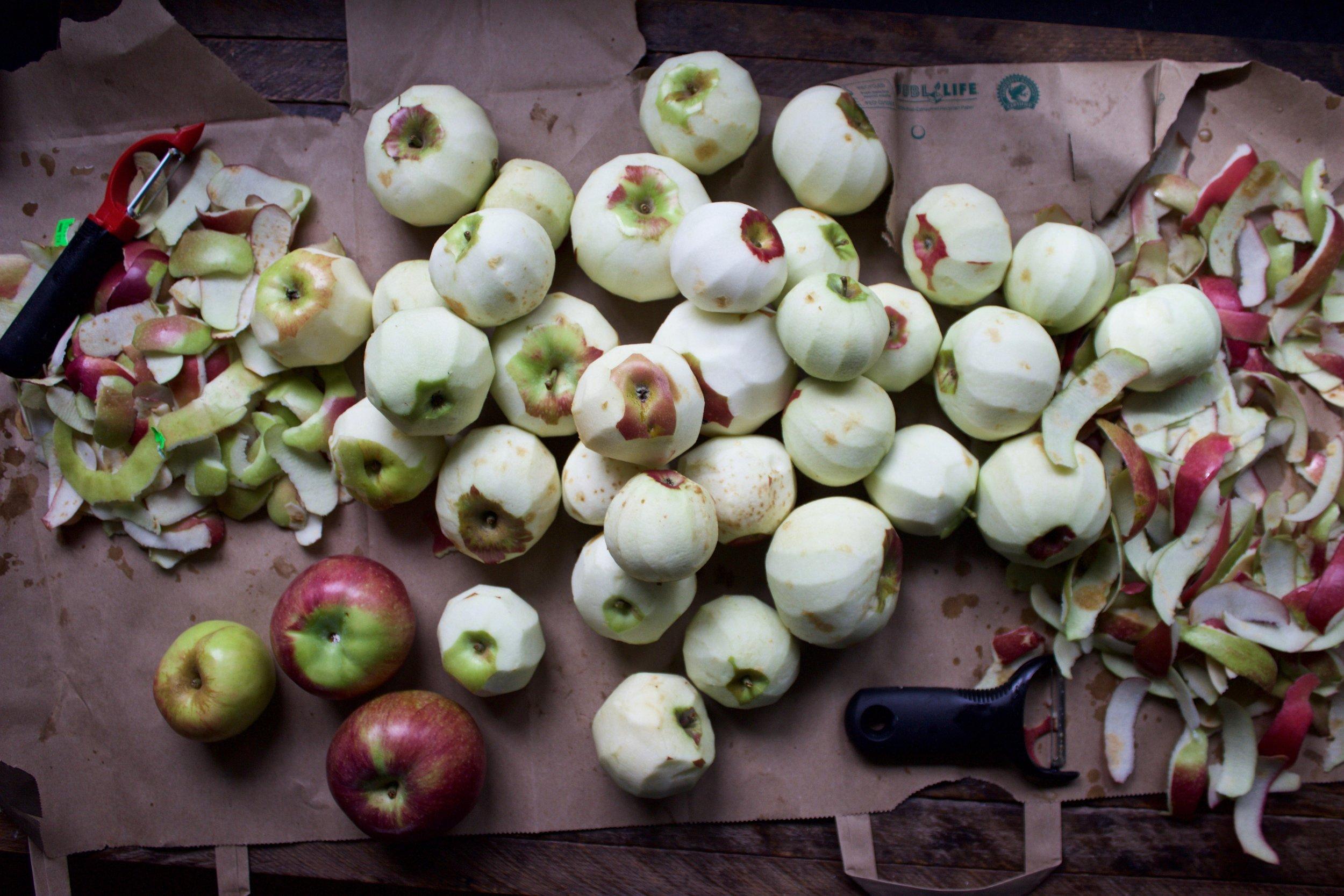 macintosh apples