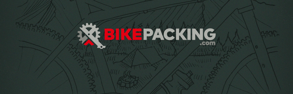 Bikepacking. Claimed.