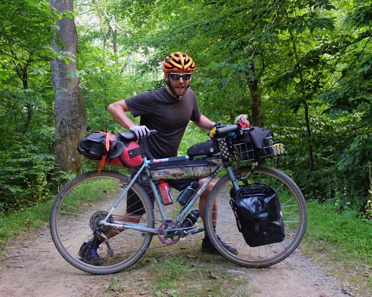 Rider: Kevin S.
