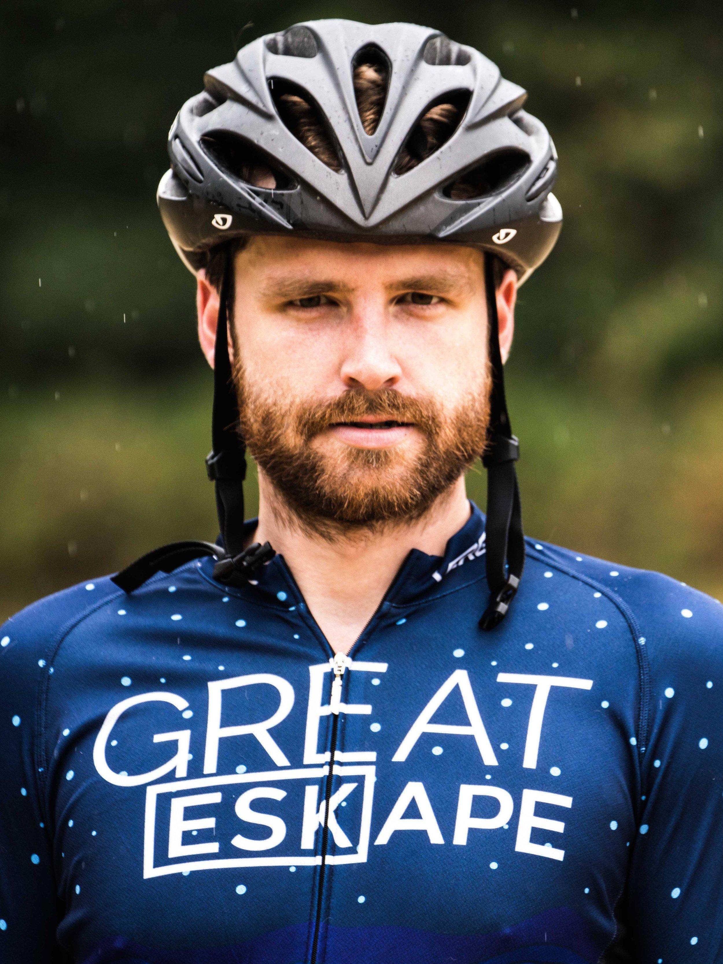 Category 4 CX, gravel, and mountain bike racer. Race Bike: Sklar 'Cross