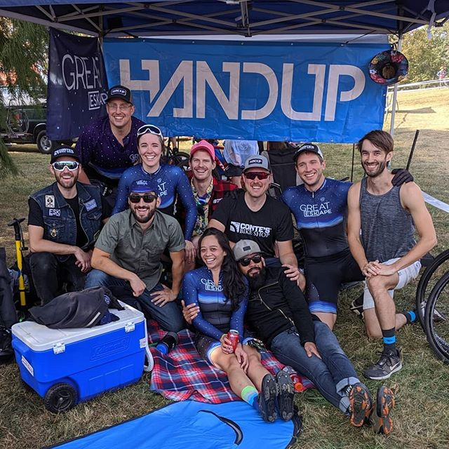 Another great weekend of racing at @charmcitycx! Thanks to our sponsors for supporting us and making it easy for us to get out there and tear it up weekend after weekend.  Bikes by @contesbikeshop. Mornings #fueledbyzekes @zekescoffeedc. Adult beverages by @reckless_ales. Handups p/b @handupgloves. SSCX by @endlessbikeco. Threads and gear by @highway_two.